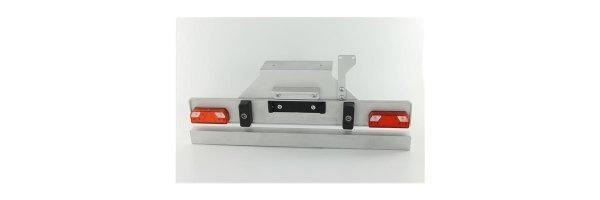 Stoßstange und Unterfahrschutz