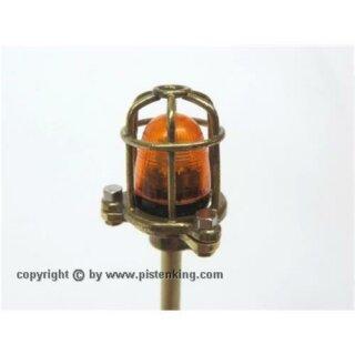Pistenking Schutzgitter mit Halter für Rohrmontage M1:16