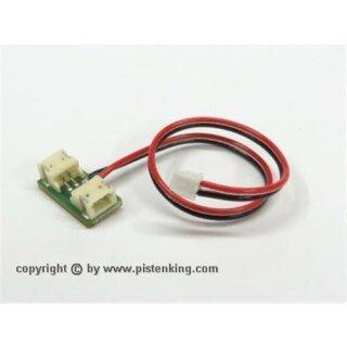 Pistenking Kingbus 2-fach Verteiler mit Kabel