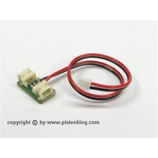 Pistenking Kingbus 2-fach Verteiler mit Kabel 30cm