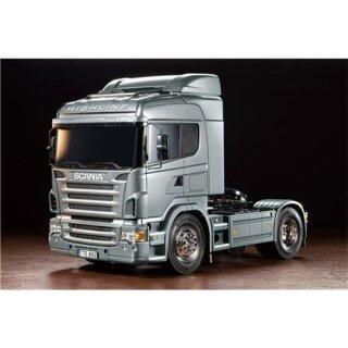 Tamiya 1:14 Scania R470 Silber Edition