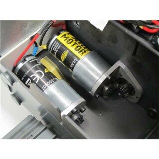 Carson 1:14 Fahr-Getriebemotor Liebherr Laderaupe