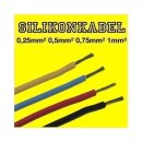 Silikonkabel ÖLFLEX HEAT 180 SIF  1,50mm² blau