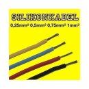 Silikonkabel ÖLFLEX HEAT 180 SIF  1,50mm² gelb