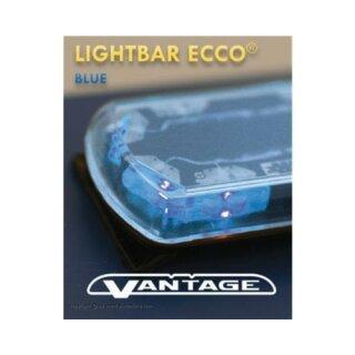 Pistenking Leuchtbalken ECCO blau