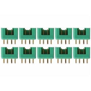 Multiplex MPX Stecker einzeln 3 Stück