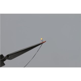 SMD LED 0603  bedrahtet orange