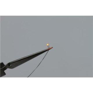 SMD LED 0603  bedrahtet rot