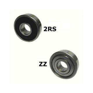 Kugellager 3x8x3 ZZ MR83