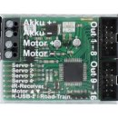 Beier Electronic LM-IR-16-4 Infrarot Lichtmodul für Anhänger und Auflieger