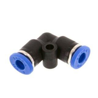 Winkel-Steckanschluss 4mm