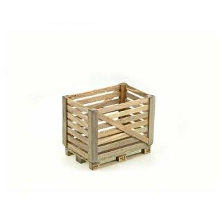 Carson 1:14 Holzgitterbox auf Europalette