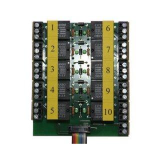Beier Electronic Anschlussklemme AKL-10-R mit Relaisausgängen 6V