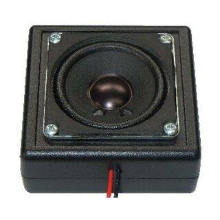 Beier Electronic Kunststoffgehäuse für Lautsprecher LS-4R-10W-50