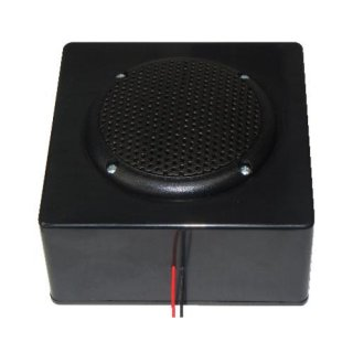 Beier Electronic Kunststoffgehäuse für Lautsprecher LS-4R-25W-90