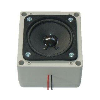 Beier Electronic Kunststoffgehäuse für Lautsprecher LS-8R-15W-67