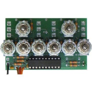 Beier Electronic Ein-Kanal-Multiswitch Modul EMS-16-G Graupner