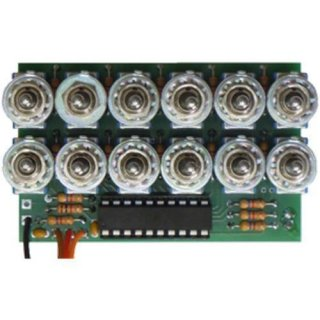 Beier Electronic Ein-Kanal-Multiswitch Modul EMS-24-G Graupner