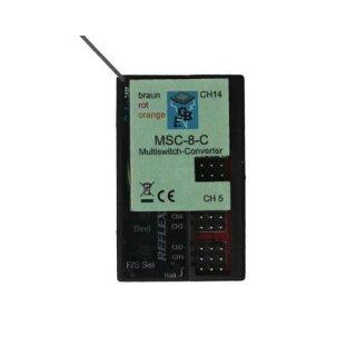 Beier Electronic CARSON Multiswitch-Converter MSC MSC-8-C
