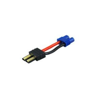 Adapter TRAXXAS Stecker «-» EC3 Buchse