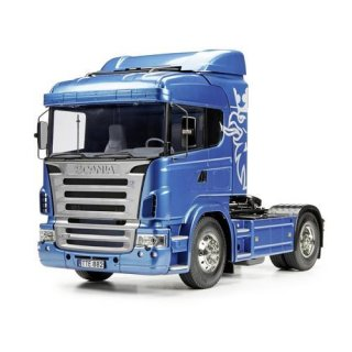 Tamiya 1:14 RC SCANIA R470 Highline 4x2
