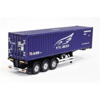 Tamiya 1:14 RC 40ft. NYK Container Auflieger