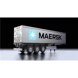 Tamiya 1:14 RC 40ft. Maersk Container Auflieger