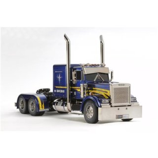 Tamiya 1:14 RC Grand Hauler Customized
